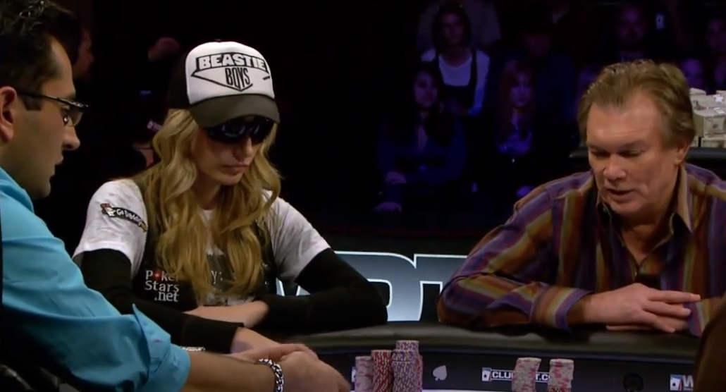 Vanessa Rousso poker
